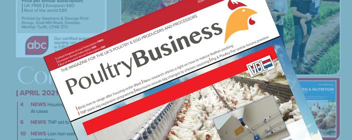 Poultry Business April 2021 Digital Edition