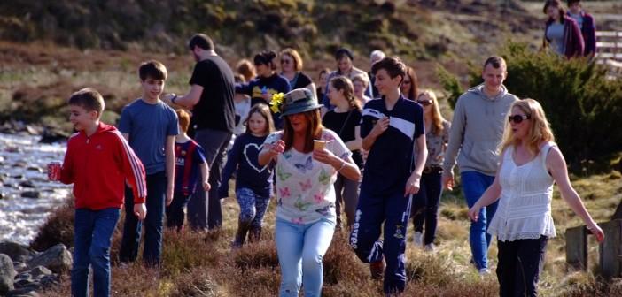 LEAF OFS River Croft - farm walk