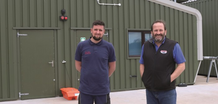 Lubing UK Arran and James