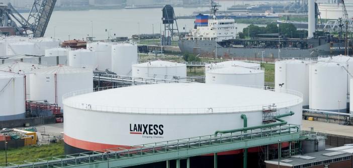 LANXESS Caprolactam Produktion Antwerpen - Kallo
