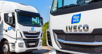 Moy Park iveco natural gas