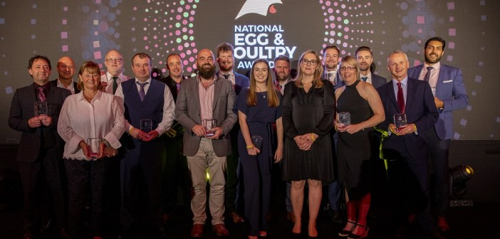National Egg & Poultry Awards: Winners announced!